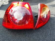 Vw GOLF MK 5  2004 N/S REAR LIGHTS