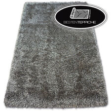 "Amazing Soft And Thick Rugs Taupe "" Love Shaggy "" Polyester 2 3/8in"