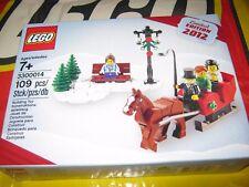 LEGO Seasonal Christmas Set 3300014 Limited Edition Exclusive 2012 Rare Promo