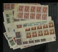ROC China Stamp 1931-1949 Dr.Sun Yat-sen Stamps 328 Stamps