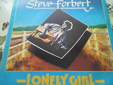 Steve Forbert:Lonely Girl. Epic Records Italy 1980