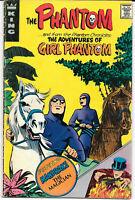 The Phantom #R-06 1977 VG King Comics Free Bag/Board