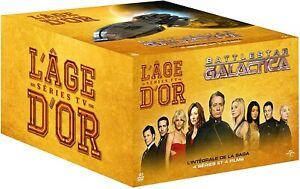BATTLESTAR GALACTICA Intégrale DVD des séries + films - Neuf - Edition FR