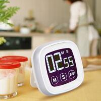 Digitaler Küchentimer Eieruhr Kurzzeitmesser Eieruhr Homestyle Touchscreen Timer