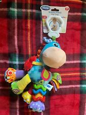 Horse Clip & Clop Soft Activity Toy Baby Toddler Hanging Pram Stroller Car Seat
