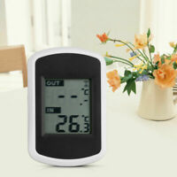 433MHz Thermometer Transmitter Wireless Receiver In/Outdoor Temperature Meter