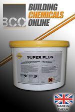 KA Super Plug / Water Stop / Instant Cement Repair & Hole Blocker 15kg Bucket