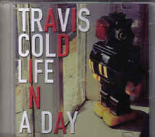 TRavis Cold-Life In A Day Promo cd single