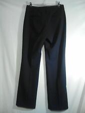David Lawrence Ladies Dress Pants in Black with 6 cm Belt Loops Size 8