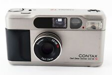 Contax T2  Carl Zeiss Sonnar 38mm f2.8 Film Camera | Good secondhand condition