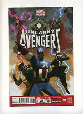 Uncanny Avengers #1 1:50 Acuna Variant Comic Book  NM CBX7A