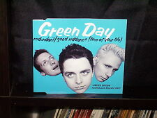 GREEN DAY REDUNDANT/GOOD RIDDANCE - RARE LIMITED EDITION AUSTRALIA RELEASE ONLY