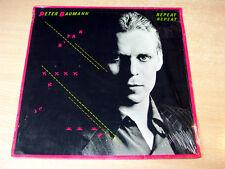 EX/EX !! Peter Baumann/Repeat Repeat/1981 Virgin LP/Tangerine Dream