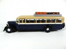 Autobus Citroën T45 France 1934 - 1/43 Bus Miniature Hachette Diecast model HC06