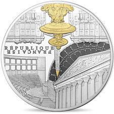 [#480820] France, Monnaie de Paris, 10 Euro, UNESCO, 2017, FDC, Argent