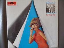 """7"""" VA Klingende Musik Revue Herbst '65 POLYDOR Promo"""