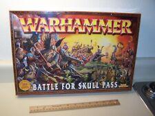 Games Workshop Warhammer Battle For Skull Pass New Box Shrink Wrapped Game