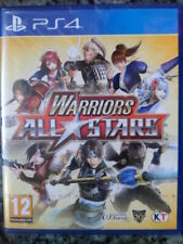 Warriors All-Stars PS4 Nuevo All Stars Gran Anime Manga in Japanese In english: