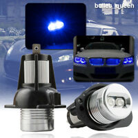 Blue 6W CREE Angel Eyes LED Halo Ring Bulb For BMW E90 2006-2008 323i 328i 330xi
