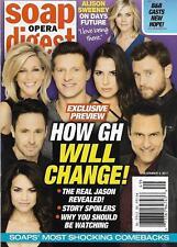 Soap Opera Digest Magazine - December 4, 2017 - General Hospital, Alison Sweeney