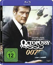 James Bond 007: OCTOPUSSY (Roger Moore) Blu-ray Disc NEU+OVP