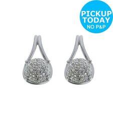 Argos Diamond Fine Earrings