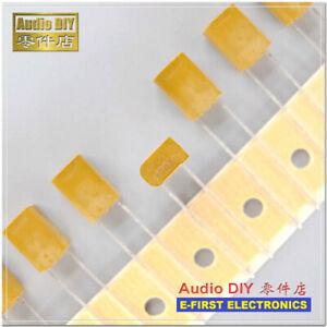 5pcs/50pcs KEMET T340 Series 4.7uF/50V Square Tantalum Electrolytic Capacitor