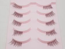 SALE! N0.44 5 Pairs Corner / Mini / Half False eyelashes Cross Fake Eye Lashes