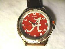 NCAA ALABAMA CRIMSON TIDE Wrist Watch - NEW