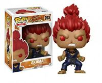 Street Fighter POP! Games Vinyl figurine Akuma 9 cm Funko figure 203