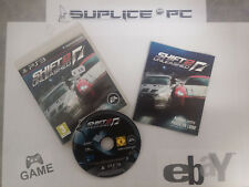 SONY PS3 - JEU FR - SHIFT 2 UNLEASHED  (AVEC NOTICE)
