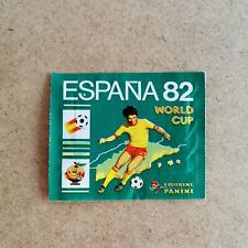 Panini ESPANA '82 sealed packet (full) -1982 - excellent condition