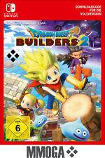 Dragon Quest Builders 2 - Nintendo Switch Download Code [DE/EU]