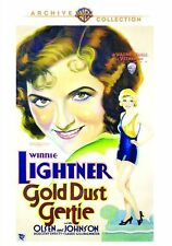 Gold Dust Gertie (Chic Johnson) Region Free DVD - Sealed