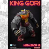GOLDORAK GRENDIZER Figurine KING GORI EXCLUSIVE 200 ex GOLGOTH METALTECH HL PRO