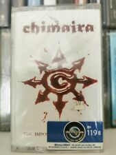 Chimaira. The Impossibility Of Reason. FACTORY SEALED NEW CASSETTE ALBUM