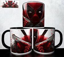 MUG Design Tasse à café - Super Heros Comics Deadpool 1130