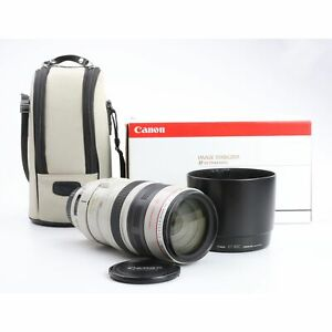 Canon Ef 4,5 -5, 6/100-400 L Is USM + Good (234025)