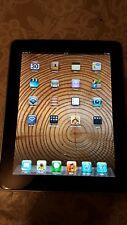 Apple iPad 1st Gen. 64GB, Wi-Fi, 9.7in - Black unlocked