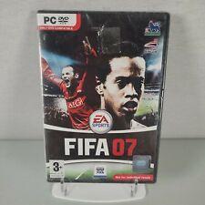 * NAGELNEU & OVP * Fifa 07 PC Computer Sport Fußball Videospiel HANDBUCH PAL