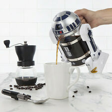 R2-D2 32oz/960ML Household Hand Made French Coffee Tee Press Pot Robot Shape