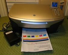 HP Photosmart 2610 All-In-One Inkjet Printer