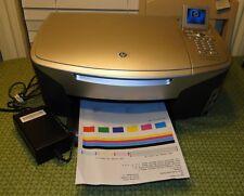 HP Photosmart 2610 All-In-One Inkjet Printer