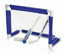 Brand New A&R Sports Hockey Mini Goal Set