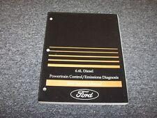 2010 Ford F-Super Duty Truck Powertrain Control & Emissions Shop Service Manual