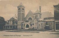 GOUVERNEUR NY – Presbyterian Church and Parsonage