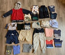 Huge Lot Baby Toddler Boys Clothes 26 Piece Lot 12 Month 24 Month Carter's
