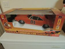 Dukes of Hazzard General Lee 1969 Dodge Charger Rc 1:10 27mhz Sealed unopened Bo