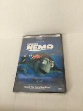 """NEW"" Finding Nemo (DVD, 2003, 2-Disc Set) (Sealed) W/Slipcover,Buena Vista Seal"