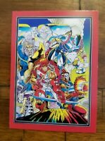 1992 Youngblood Comic Card Promo Rob Liefeld Art Mint Nrmnt